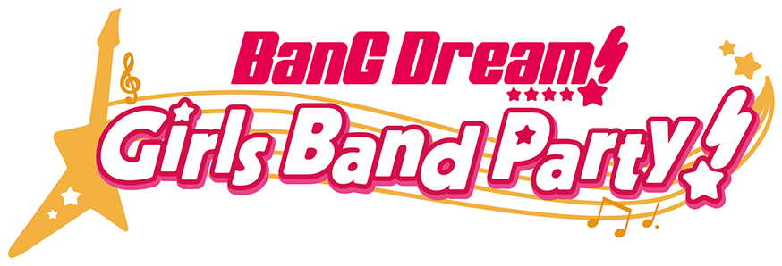 BanG Dream! Girls Band Party! Main Visual